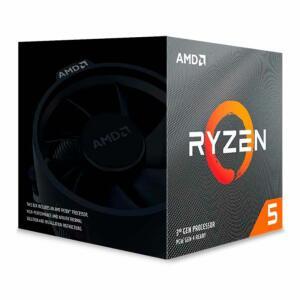 Processador AMD Ryzen 5 3600XT Hexa-Core 3.8GHz - R$1529
