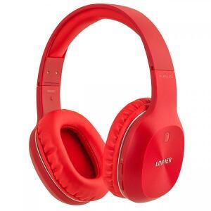 Headphone W800BT Bluetooth Over-Ear EDIFIER - Vermelho - R$256