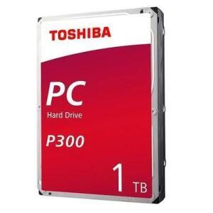 HD Toshiba P300, 1TB, 3.5´, SATA - HDWD110UZSVA | R$246