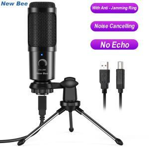 Microfone USB New Bee NB-Dm18 | R$ 114