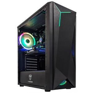 C Gamer T-GAMER Hawk Intel i5 10400F / NVIDIA GeForce GTX 1050 Ti / DDR4 8GB | R$ 3589