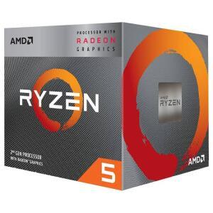 Processador AMD Ryzen 5 3400G (Boleto a vista) | R$ 1069,00
