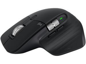 Mx Master 3 — Mouse sem Fio Logitech Óptico 1000DPI 7 Botões | R$427