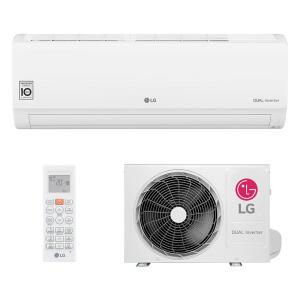 Ar Condicionado Split Hw Dual Inverter Voice Lg 9000 Btus Frio 220V Monofasico | R$ 600