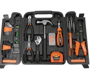 [App + Cliente Ouro] Kit de ferramentas Sparta 129 peças | R$67