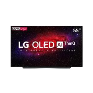 "Smart TV OLED 55"" LG OLED55CXPSA UHD   R$5799"
