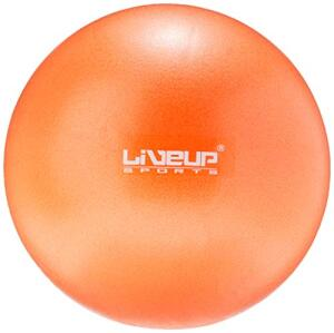 Overball, 25Cm Circunferencia, Cor Laranja, Liveup Sports | R$16