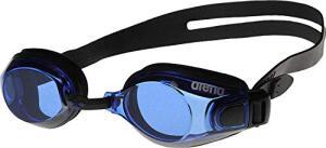 Arena Oculos Zoom X-Fit Lente Azul Escura, Preto | R$50