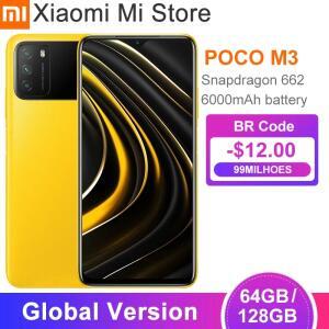 Smartphone Xiaomi POCO M3 | R$746