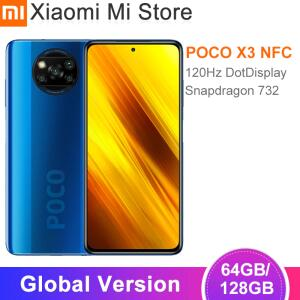 Smartphone Poco X3 128gb R$1322