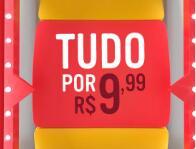 [Restaurantes selecionados] TUDO POR R$9,99