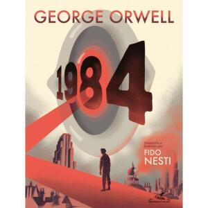 HQ - 1984 (Edição em quadrinhos) R$38