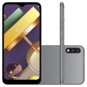 Smartphone LG K22+ 3GB 64GB 6,2 13Mp+2Mp Quad-Core - R$719