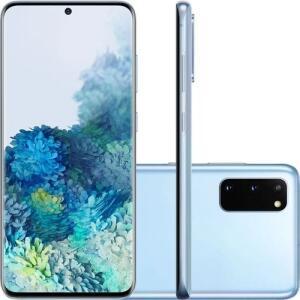 "[ APP ] Smartphone Samsung Galaxy S20 128GB 8GB RAM Tela Infinita de 6.2"""