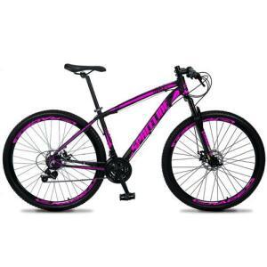 Bicicleta 29 27 Marchas Shimano Acera SPACELINE VEGA Freio a Disco | R$1899