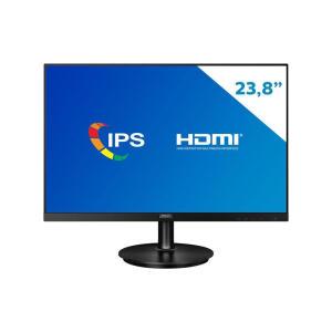 Monitor Philips 23.5 Polegadas Lcd Full HD IPS 242V8A   R$662