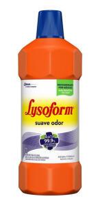 Desinfetante Lysoform Bruto 1 L | R$6