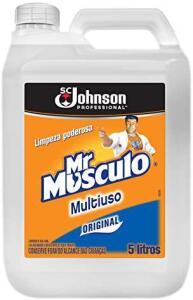 [PRIME]Limpador Mr Músculo Multiuso Professional Original 5L