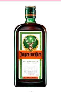 Licor Jagermeister Original 700ml