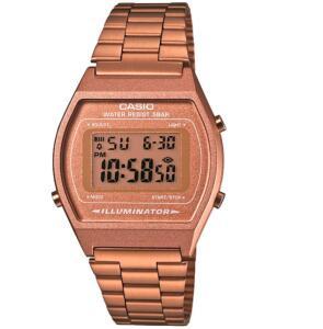 Relógio Feminino Digital Casio B640WC5ADF - Rose | R$190