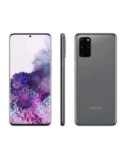 "[ CLIENTE OURO ] Smartphone Samsung Galaxy S20+ 128GB - 8GB RAM Tela 6,7"" [Cloud Blue ou Cosmic Black] R$2699"