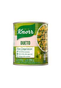 [Magalu Pay + Cliente Ouro] Milho e Ervilha em conserva Knorr | R$1,39
