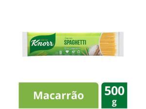 [MagaluPay R$ 0,49] Macarrão Espaguete Knorr | R$2,49