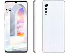 (APP) [Cliente Ouro] Smartphone LG Velvet 128gb Branco | R$2069