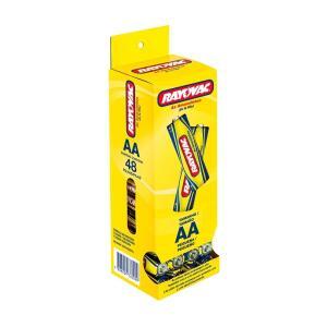 [App] Pilha Rayovac Amarelinha - Embalagem c/ 48 unidades - R$29 -