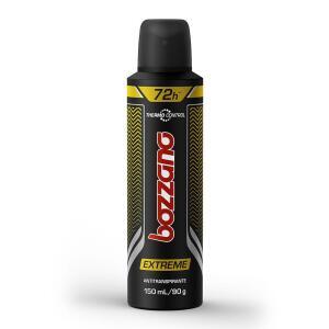 Desodorante Aerosol Bozzano Extreme 90g [2unid] R$10