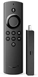 (Prime) Fire TV Stick Lite com Controle Remoto Lite por Voz com Alexa | Modelo 2020 - R$284