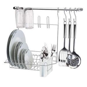 [PRIME] Cook Home Kit 8 Cozinha Arthi Cromado - R$89