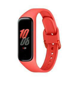 Smartband Samsung Galaxy - Fit2 Vermelho - R$189