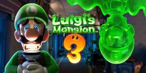 [Eshop Brasil] Luigi's Mansion 3 R$194