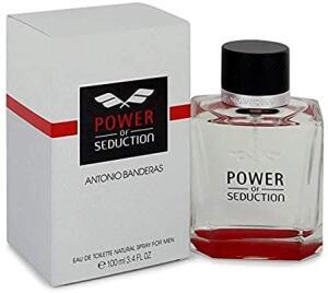 [PRIME] ANTONIO BANDERAS POWER OF SEDUCTION FOR MEN EDT - 200ML - R$108