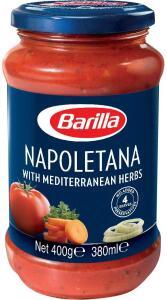 [PRIME] Molho Tomate Napoletana Barilla 400g | R$4,43
