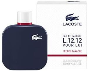[PRIME] Perfume Lacoste L12.12 French Panache Masculino Eau de Toilette - 100ML | R$217