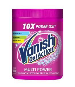 Tira Manchas Gold Vanish Oxi Action Pink, 900g | R$19