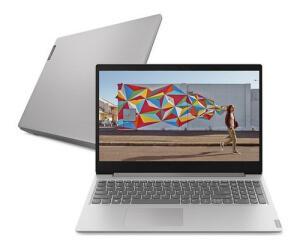 Notebook Lenovo Ultrafino Ideapad S145 Ryzen 5 8GB 1TB Linux   R$2.764