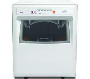 [Cashback R$ 200/Reembalada] Lava Louça Compacta 8 Serviços Branca - Blf08 - R$ 1190