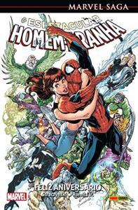 Marvel Saga - O Espetacular Homem-aranha Vol. 4 | R$41