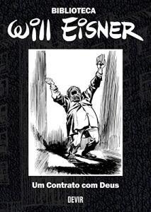Biblioteca Eisner Um Contrato com Deus | R$94