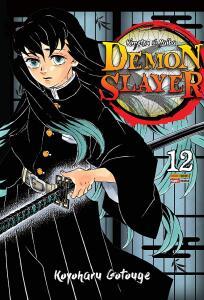 Demon Slayer - Kimetsu no Yaiba 12 R$25