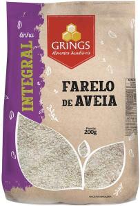 (Prime) Farelo de Aveia Grings 200G | R$3