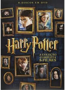 Coleção DVD's Harry Potter [Oferta relâmpago] R$69