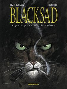 Blacksad - Volume 1: Algum lugar em meio às sombras | R$28