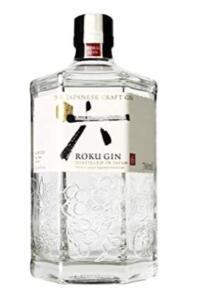 [PRIME] Gin Roku 700ml   R$128