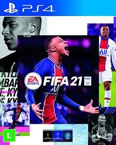 FIFA 21 - PlayStation 4   R$208