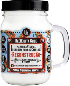 [PRIME] Be(M) Dita Ghee Reconstrução Papaia, Lola Cosmetics, 350g | R$27