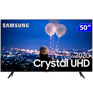 "[APP] Samsung TV 4k 50"" TU8000 + FRETE GRÁTIS | R$2.312"